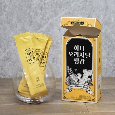 다미즐 허니오리지널생강차 7입