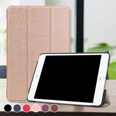 아이패드에어4 심플 커버 가죽 태블릿 케이스 T001_(3343563)