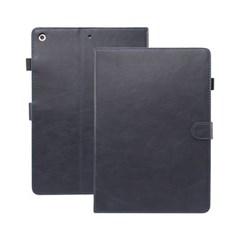 아이패드에어4 베이직 플랫 가죽 태블릿 케이스 T039_(3343555)