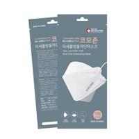 국내생산 코모존 미세물방울 차단마스크 대형 10매입 공산품