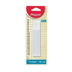 마패드 커터칼날 리필 18mm 640721 사무용품 문구