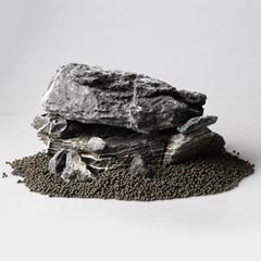 산처리 청룡석 20kg 전후 마대 (크기모양랜덤)_(1203828)