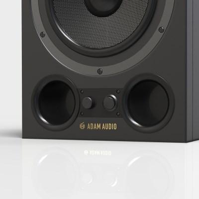[ADAM Audio] 아담오디오 데코 메탈스티커