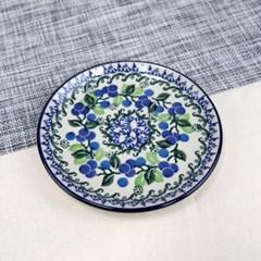 폴란드그릇 아티스티나 원형 접시 16cm 패턴1416