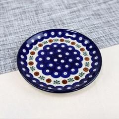 폴란드그릇 아티스티나 원형 접시 16cm 패턴70