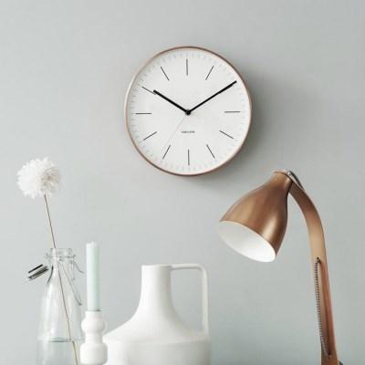 [Karlsson] Minimal 벽시계