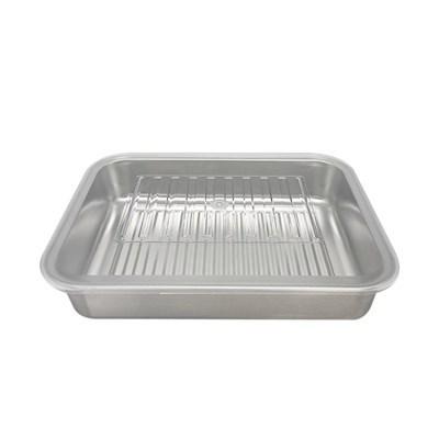 올품락 국산 스텐 바트 (음식 보관용) 중형 3.2L
