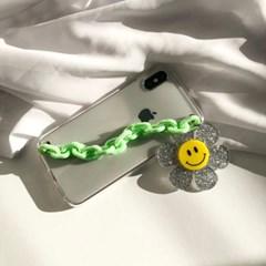 [폰스트랩]Candy case strap-Light green