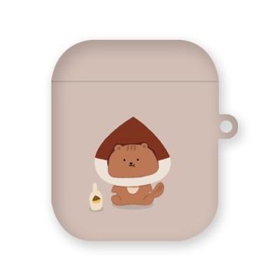 밤막다람쥐 에어팟/프로 하드케이스