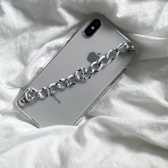 [폰스트랩]Zebra chain strap