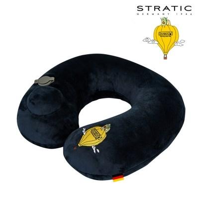 [스트라틱] 샐리송 에어목쿠션 네이비 (Navy)