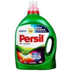 퍼실 대용량 액체 세탁 세제 칼라젤 4.65L