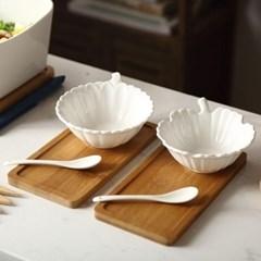 온나 사각 플레이트 소스볼 미니접시 그릇
