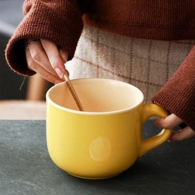 온나 시리얼 대용량 머그컵 스프컵