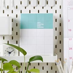 2021 chachap Note calendar