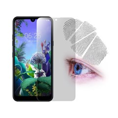 LG X6 2019 지문방지 풀커버 보호필름 전후면 각 1매