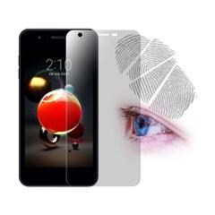 LG X2 2019 지문방지 풀커버 액정보호필름 전면 1매