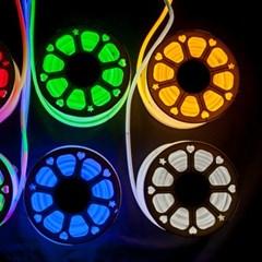 LED 네온360° 50m (전원코드포함) 크리스마스 TRDELB