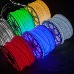 LED 네온360° 10m (전원코드포함) 크리스마스 TRDELB