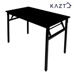 심플 철제 접이식 테이블 1200