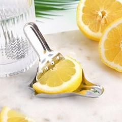 스테인레스 레몬 짜개