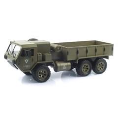 1/12 6WD 밀리터리 비례제어 군용 육공트럭 RC