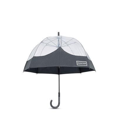 헌터 UNISEX 오리지날 글리터 버블 우산 - 블랙글리터