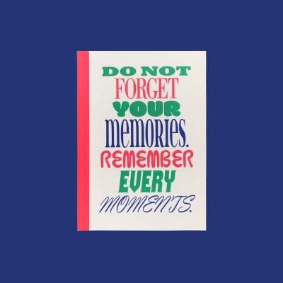 Memory Diary (6개월형)