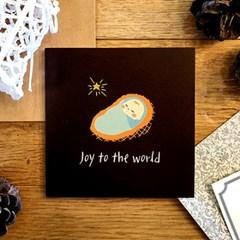 [아기예수] 크리스마스 고급 카드+스티커포함