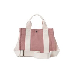 canvas twoway bag 캔버스투웨이백 _ pink
