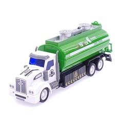 1/48 DIY 시티트럭 3in1 운송트럭 무선조종RC 그린