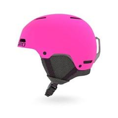 아동 청소년용 보드스키 헬멧 CRUE - MATTE BRIGHT PINK