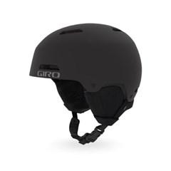 아동 청소년용 보드스키 헬멧 CRUE - MATTE BLACK
