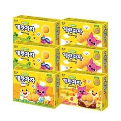 해태제과 계란과자핑크퐁70g x 6개_(2010649)