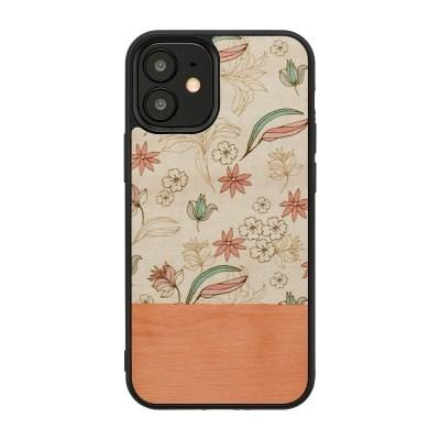 [iPhone 12/12Pro / min/ ProMax] 핑크 플라워