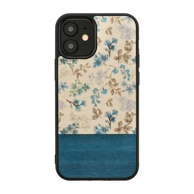 [iPhone 12/12Pro / min/ ProMax] 블루 플라워