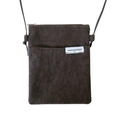 coco bag (choco brown)