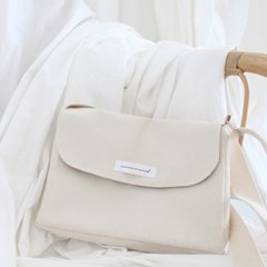 soft mini bag (natural)