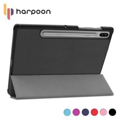 갤럭시 탭S6 T860 T865 소프트 레더 태블릿 케이스