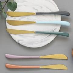 몽블랑 스완 골드 커트러리 11color - 디너나이프