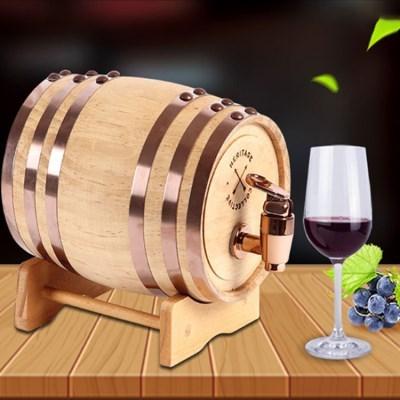 [아이니샵] 빈티지 미니 오크통 와인통 술통_(276919)