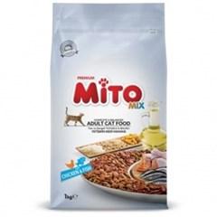 미토] 프리미엄 고양이 사료 (치킨&피쉬 믹스/15kg)_(448908)