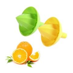 간편 오렌지 착즙기 1개(색상랜덤)