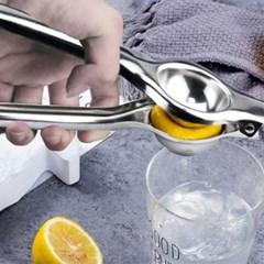 칵테일 손잡이형 레몬 라임 스퀴져 1개