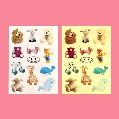 Vintage Sticker_Toy