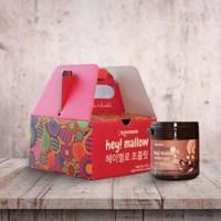 로맨틱 초코 헤이멜로 초콜릿 1박스 (70g x 4통)
