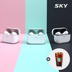 스카이 핏 블루밍 완전무선 블루투스이어폰 IM-S200