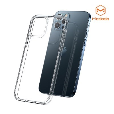 Mcdodo 맥도도 아이폰 12·12 프로용 인비지블 투명 케이스