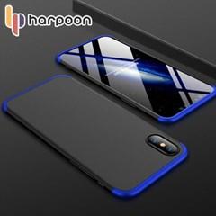 하푼 아이폰 5S 5S SE 360도 풀커버 하드 케이스