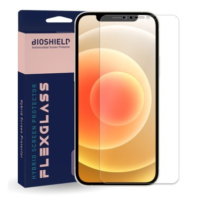 항균필름 아이폰12 플렉스글라스 강화유리 액정보호필름